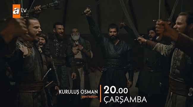 Kuruluş Osman 34. bölüm fragmanı - Kuruluş Osman fragmanı izle! - ATV, YouTube