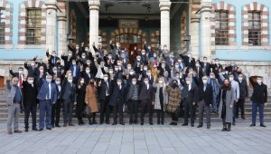 Kütahya MHP'de yeni yönetim göreve başladı