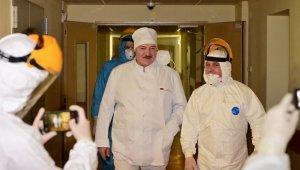 """Lukaşenko: """"Yeni Anayasadan sonra devlet başkanı olarak çalışmayacağım"""""""