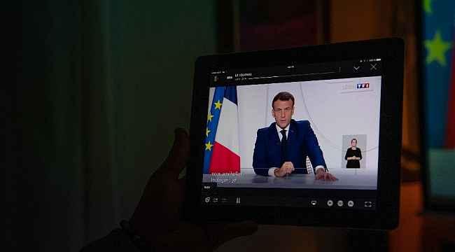 Macron, normale dönüşün üç aşamalı takvimini açıkladı