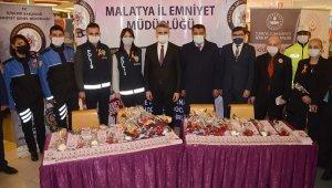 Malatya Park AVM'de 'Kadına Yönelik Şiddetle Mücadele' etkinliği