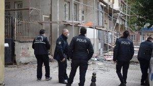 Malatya'da inşaat iskelesinden düşen işçi yaralandı