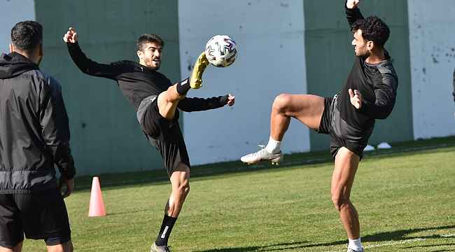 Manisa FK'da kupa mesaisi