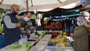 Manisa'da iki pazaryerine tezgah kısıtlaması geldi