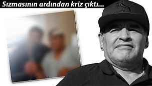 Maradona'nın son fotoğrafının sızması olay oldu... Ailesi öfkelendi