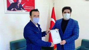 Mardin'de sağlık çalışanlarına başarı belgesi verildi