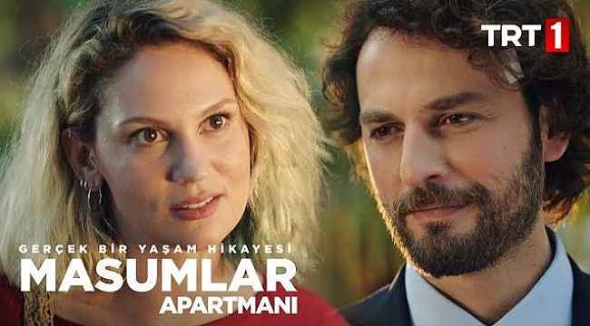 Masumlar Apartmanı 12. bölüm fragmanı, Masumlar Apartmanı 12. yeni bölüm fragmanı izle, YouTube, TRT1
