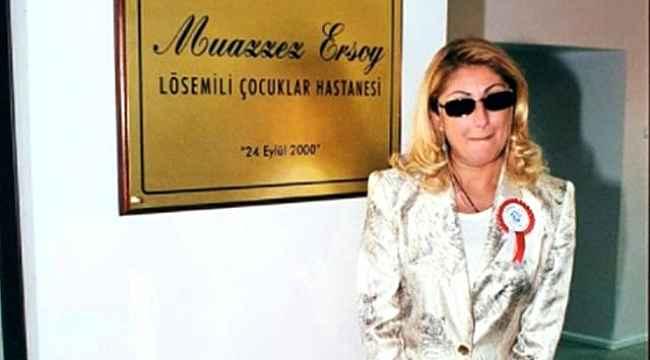 Muazzez Ersoy, yaptırdığı ve adının verildiği lösemi hastanesinin isminin değiştirilmesine sitem etti