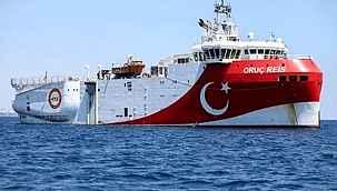 Oruç Reis'in Akdeniz'deki görev süresi 29 Kasım'a kadar uzatıldı