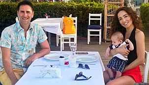 Oyuncu Bekir Aksoy, eşi ve 8 aylık bebeği koronavirüse yakalandı