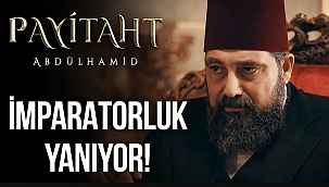 Payitaht Abdülhamid 125. bölüm izle full son bölüm tek parça! 13 Kasım 2020 - TRT1, YOUTUBE