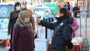 Pazar yerlerinde alınan sıkı denetimler vatandaşları memnun etti