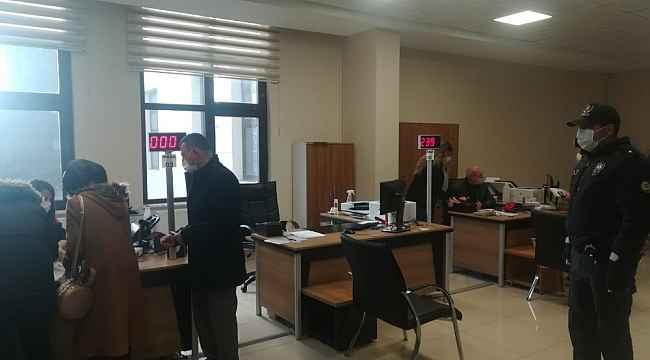 Polis KPSS adaylarını sınava yetiştirebilmek için seferber oldu