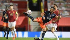 Şampiyonlar Ligi: Manchester United: 4 - Medipol Başakşehir: 1