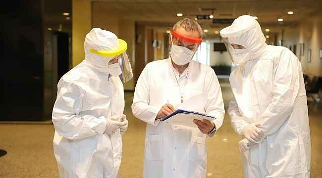 SANKO Üniversitesi Hastanesinde, Covid- 19 tedavisi başarısı