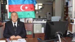 """Serdar Ünsal """"Ermeniler kendilerine yakışanı yaparak yakıp yıkıyorlar"""""""