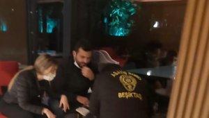 Sosyal medyada ihbar edilen maskesiz turist çifte polisten ceza