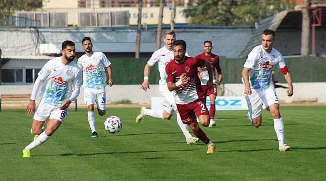 Süper Lig: A.Hatayspor: 2 - Ç.Rizespor: 2