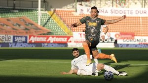 Süper Lig: Aytemiz Alanyaspor: 1 - İ.H. Konyaspor: 0