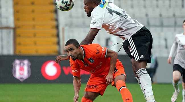 Süper Lig: Beşiktaş: 3 - Medipol Başakşehir: 2