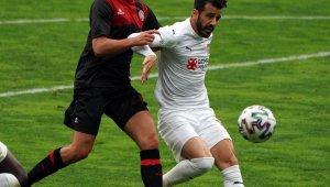 Süper Lig: Fatih Karagümrük: 0 - DG Sivasspor: 1