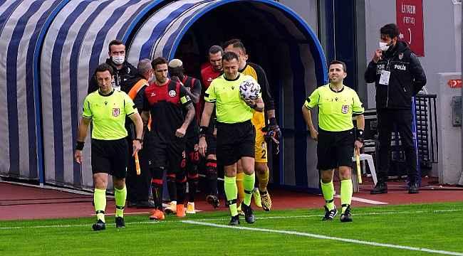 Süper Lig: Fatih Karagümrük: 0 - Sivasspor: 0