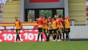 Süper Lig: Göztepe: 1 - Ankaragücü: 0