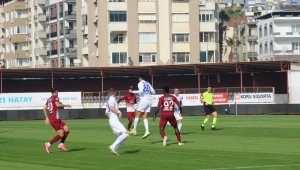 Süper Lig: Hatayspor: 0 - Ç.Rizespor: 1