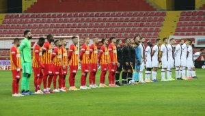 Süper Lig: Kayserispor: 0 - Karagümrük: 0