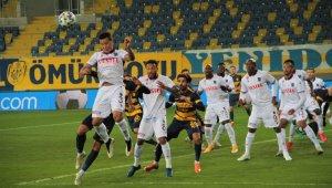 Süper Lig: MKE Ankaragücü: 0 - Trabzonspor: 1
