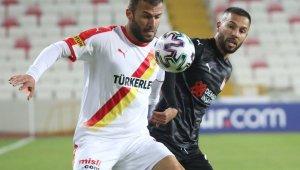 Süper Lig: Sivasspor: 0 - Göztepe: 0