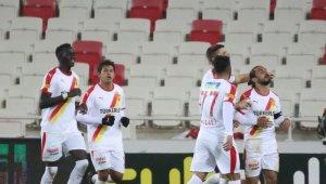 Süper Lig: Sivasspor: 0 - Göztepe: 1