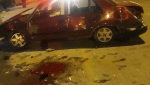 Tarsus'ta trafik kazası: 6 yaralı