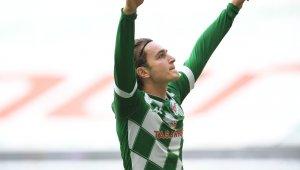TFF 1.Lig'in golcüleri Ali Akman ve Marco Paixao karşı karşıya geliyor - Bursa Haberleri