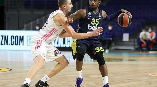 THY Euroleague: Real Madrid: 94 - Fenerbahçe Beko: 74
