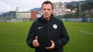 Tomas, Galatasaray maçı öncesi takımından umutlu