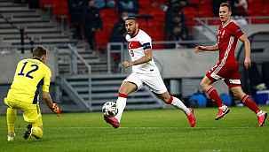 Türkiye, deplasmanda Macaristan'a 2-0 yenildi ve küme düştü