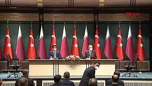 Türkiye ile Katar arasında kritik anlaşmalar yapıldı