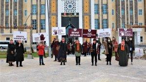 Tuşba Belediyesinden 'Kadına Yönelik Şiddete Karşı Uluslararası Mücadele Günü' etkinliği