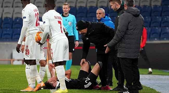 UEFA Avrupa Ligi: Karabağ: 1 - DG Sivasspor: 1