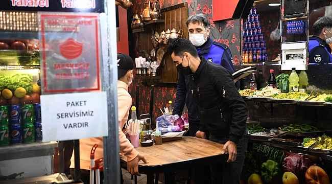 Uludağ yolundaki işletmelere şok baskın - Bursa Haberleri