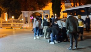 Yaya geçidinde turiste araç çarptı - Bursa Haberleri