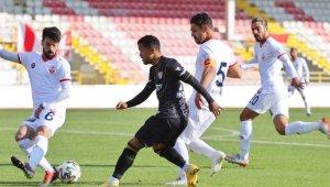 Ziraat Türkiye Kupası 4. Tur: Boluspor: 2 - Kahramanmaraşspor: 1