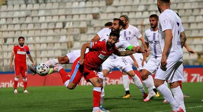 Ziraat Türkiye Kupası: Adana Demirspor: 2 - Afyet Afyonspor: 1
