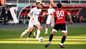 Ziraat Türkiye Kupası: Denizlispor: 0 - Turgutluspor: 1