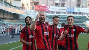 Ziraat Türkiye Kupası: Denizlispor: 1 - Turgutluspor: 2