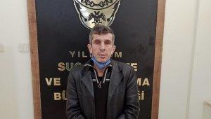 12 yıldır firari zanlı arkadaşının dükkanında yakalandı