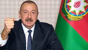 """Aliyev duyurdu: """"Tek bir Azerbaycan devletinde hayatlar güzel olacak"""""""