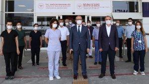 Antalya'da covid salgının başlangıcından itibaren 177 bin 948 filyasyon yapıldı