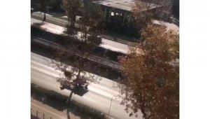 Bursa'da at arabalı hırsız dehşet saçtı